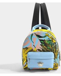 Versace - Medusa Small Backpack - Lyst