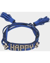 Shourouk - Blabla Bracelet - Lyst