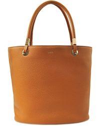 Lancel - Flore Shopper Bag - Lyst