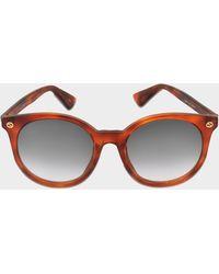 Gucci - 91s Sunglasses - Lyst