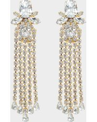 Shourouk - Riviera Earrings - Lyst
