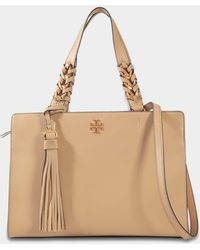 Tory Burch - Brooke Satchel Bag - Lyst