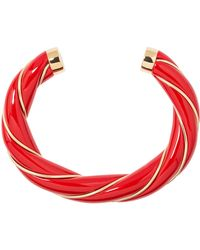 Aurelie Bidermann - Diana Twisted Bracelet - Lyst