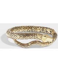 Aurelie Bidermann - Tao Bracelet In Gold Metal - Lyst
