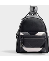 COACH - Patchwork Campus Backpack Refresh - Lyst