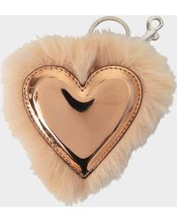 Stella McCartney - Keychain Heart - Lyst