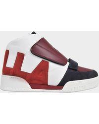 Stella McCartney - Hightop Sneakers - Lyst