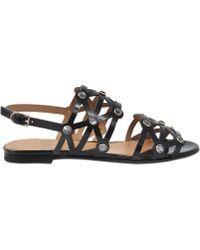Sonia Rykiel - Sandal With Rhinestones - Lyst