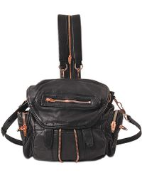 Alexander Wang | Mini Marti Leather Backpack | Lyst