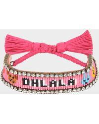 Shourouk - Ohlala Sweet Bracelet - Lyst