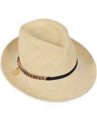 Stella McCartney - Straw Hat - Lyst