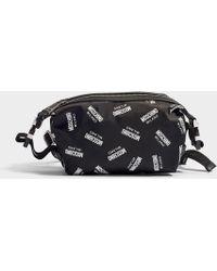 Moschino - Bum Bag In Black Nylon - Lyst