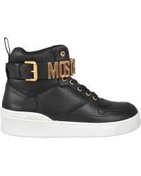 Moschino - Classic High Tops - Lyst