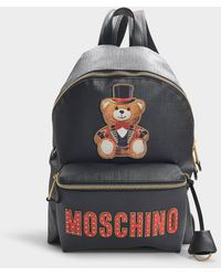 Moschino - Toy Bear Backpack - Lyst 0717a8b0b4b10