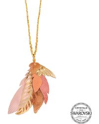 Gas Bijoux | Exclusive L'iroquoise Necklace With Swarovski Crystals | Lyst