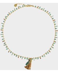 Gas Bijoux - Necklace Gipsy Gm O - Lyst