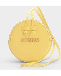 Jacquemus - Le Pitchou Leather Coin Purse - Lyst