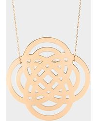 Ginette NY - Purity On Chain Necklace - Lyst