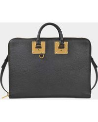Sophie Hulme - Albion Document Holder Bag - Lyst