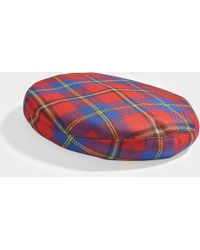 Versace - Beret In Multicolor Wool - Lyst