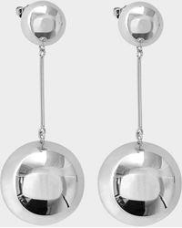 JW Anderson - Boucles d'oreilles Sphere Drop - Lyst