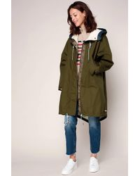Maison Scotch - Parka - Lyst