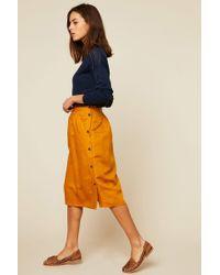 Mkt Studio - High-waisted Skirt - Lyst