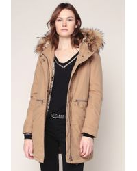 I.CODE By IKKS - Trench / Parka - Lyst