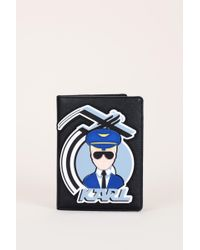 Karl Lagerfeld - Wallet And Coin Purse - Lyst