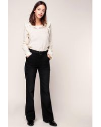 Ba&sh - Flared Jeans - Lyst