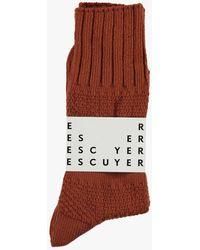 Escuyer - Sock - Lyst