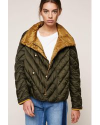 Maison Scotch - Quilted Jacket - Lyst