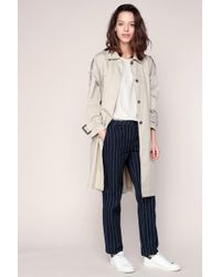Pepe Jeans - Trench - Lyst