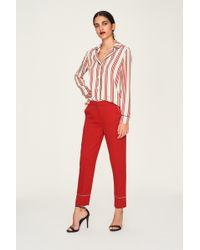 Idano - Straight-cut Trousers - Lyst