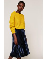 Louche - Pleated Skirt - Lyst