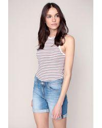 Lee Jeans | Denim Short | Lyst