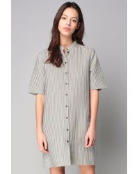 French Trotters - Shirt Dress - Lyst