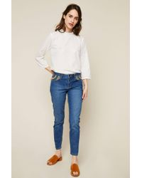 INTROPIA   7/8-length Jeans   Lyst