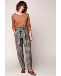 MASSCOB - Straight-cut Trousers - Lyst