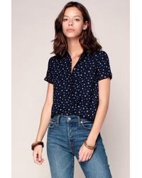 Denim & Supply Ralph Lauren - Blouses - Lyst