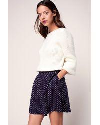 Mkt Studio - Pleated Skirt - Lyst