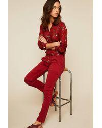 Ba&sh - High-waisted Jeans - Lyst