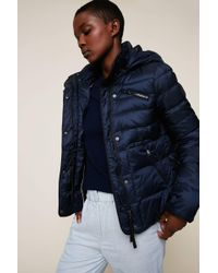 Vero Moda - Quilted Jacket - Lyst