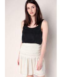 See U Soon - High-waisted Skirt - Lyst