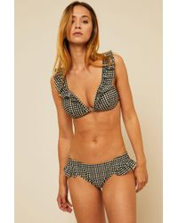 Pieces - One-piece Swimsuit - Lyst
