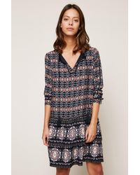 Vila | Bohemian Dresses | Lyst