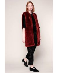 INTROPIA - Furs / Faux Furs - Lyst