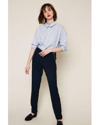 IKKS - Straight-cut Trousers - Lyst