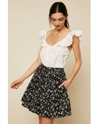 Louche - Mini Skirt - Lyst