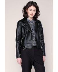 Vero Moda - Leathers & Skins - Lyst